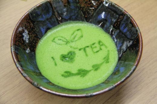 【写真1】抹茶アート.JPG