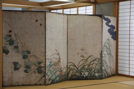 【写真2】国宝と重文 展覧会.JPG