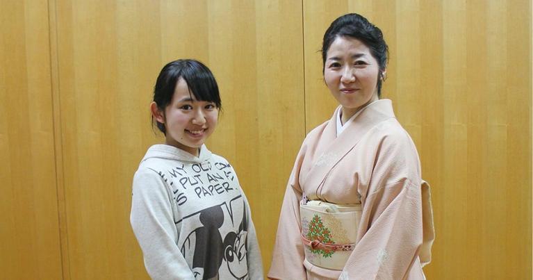 日本舞踊で人間修行