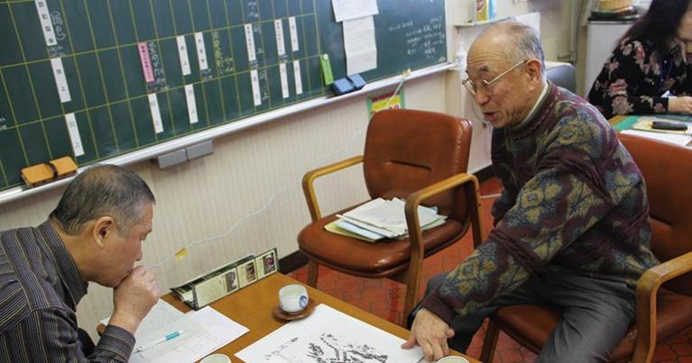 補任状(ぶにんじょう)に記された七崎の修験者たち